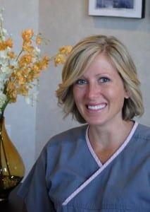 Michelle, FDT's hygienist