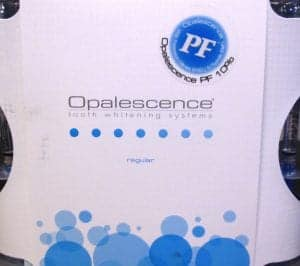 Opalescense home whitening