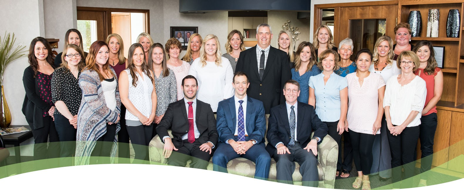 family dentist tree staff