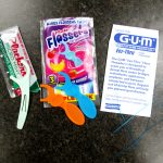 flossers and floss threaders