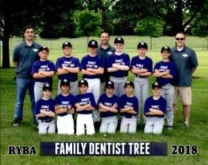 Baseball sponsor